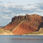 The wonderful colors of Flaming Gorge National Recreation Area