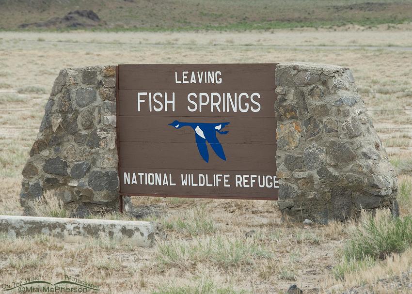 Fish Springs National Wildlife Refuge