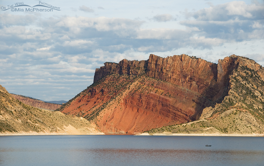 The beauty of Flaming Gorge