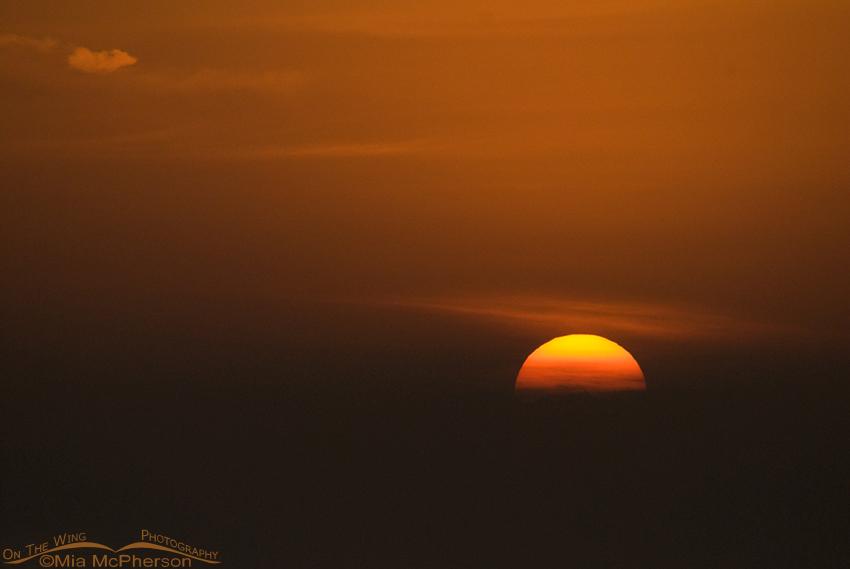 Sunset at Fort De Soto