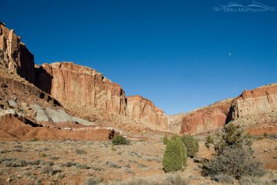 Capitol Reef in March 2014