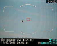 Nikon D810 LCD Screen