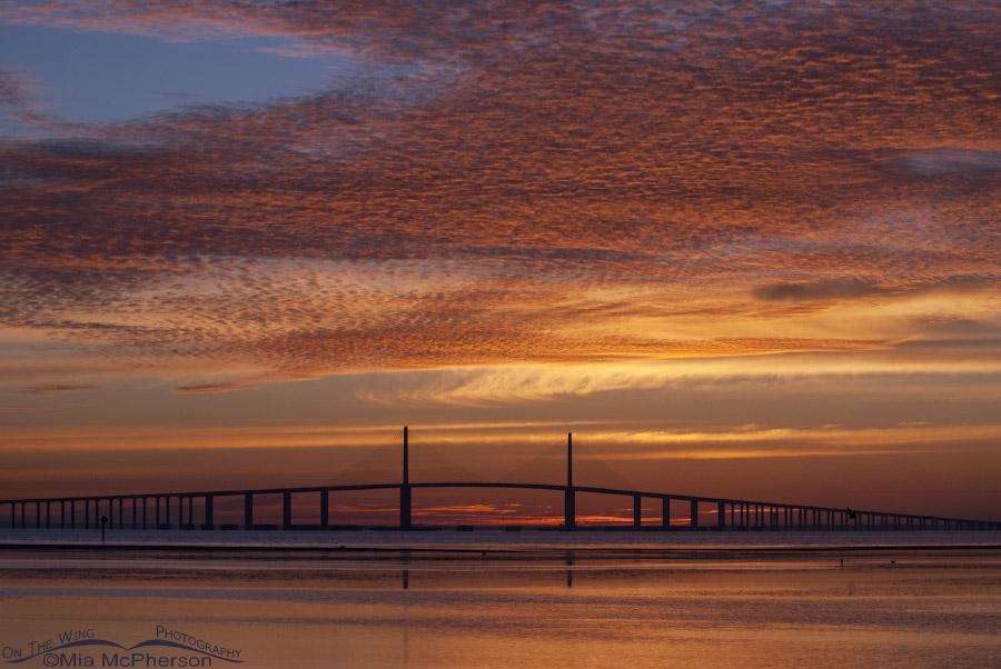 Sunrise Sky Way Bridge