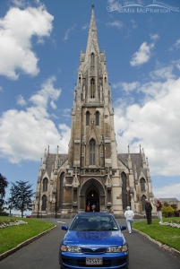 First Church of Otago - Dunedin, New Zealand