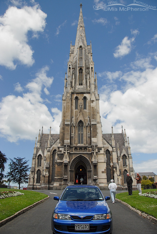 First Church of Otago - Dunedin, New Zealand