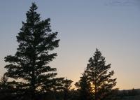 Clark County, Idaho sunrise